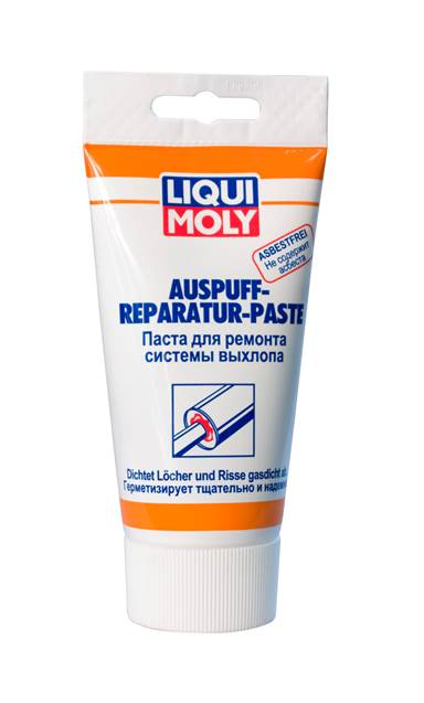 liqui moly auspuff reparatur. Black Bedroom Furniture Sets. Home Design Ideas